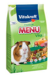 Основной корм для морских свинок Vitakraft Menu Vital 0,4 кг